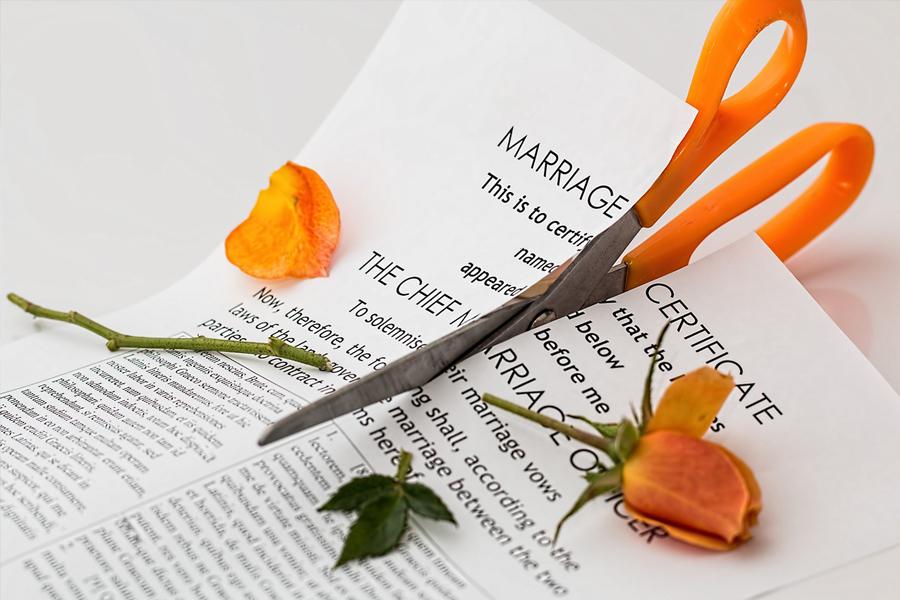 Scheidungsrecht